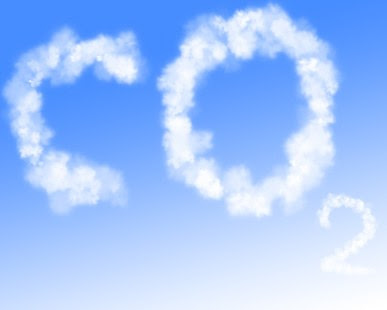 Konverti karbondioksidon al fuelo