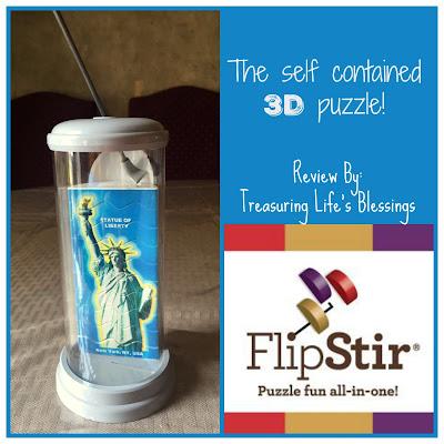 FlipStir Puzzle