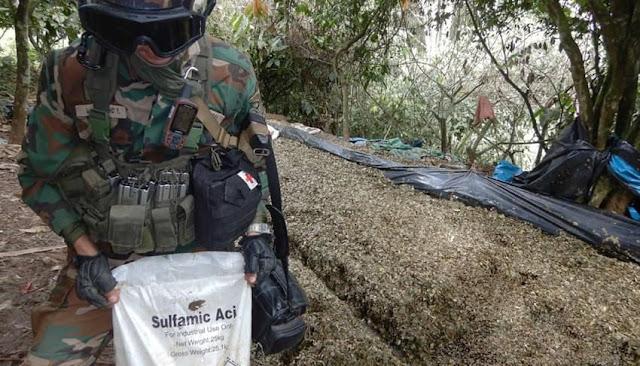 Perú y Colombia fortalecen cooperación en la lucha contra las drogas