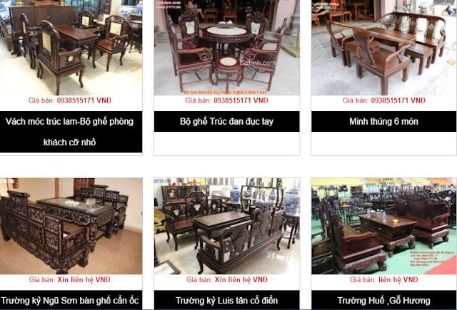 Trường kỷ Hải Minh dưới 10tr - Có nên mua?