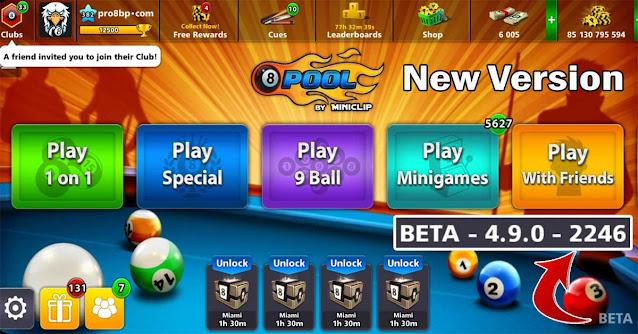 Download 8 ball pool 4.9.0 apk
