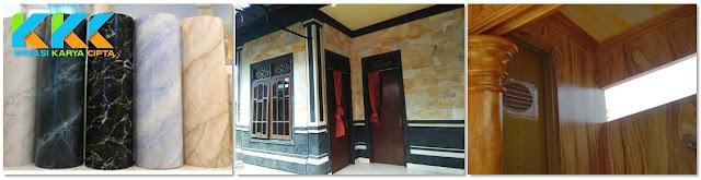 Jasa Pengecatan Dekoratif Murah Tangerang