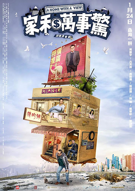 Review film A Home with a View (2019)