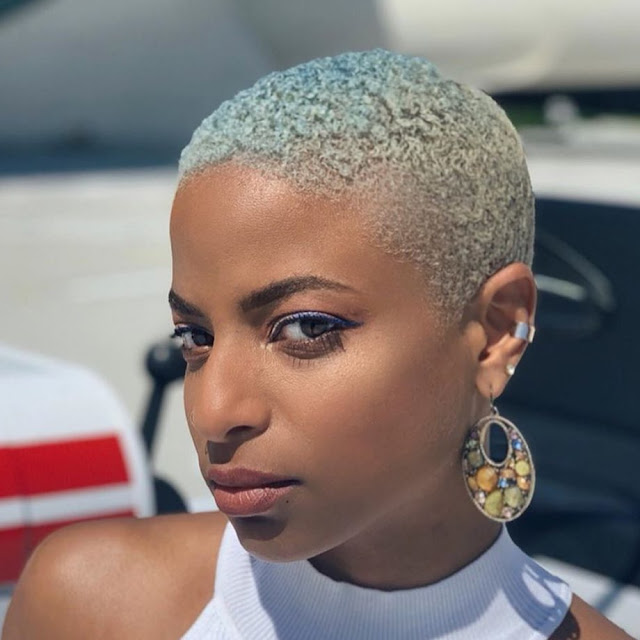 2019 Latest Short Haircut Styles for African American Ladies