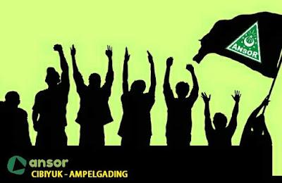 Inilah Susunan Pengurus Pimpinan Ranting Gerakan Pemuda Ansor Desa Cibiyuk