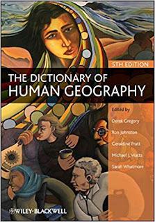 Dowwnload The Dictionary of Human Geography pdf