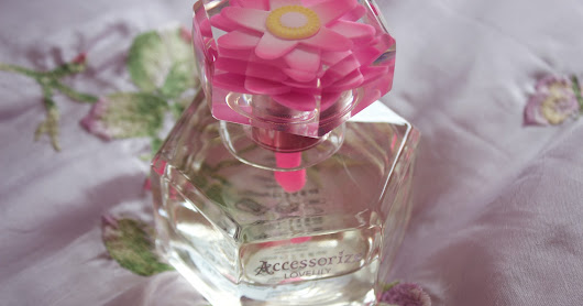 REVIEW: Accessorize Love Lily Perfume