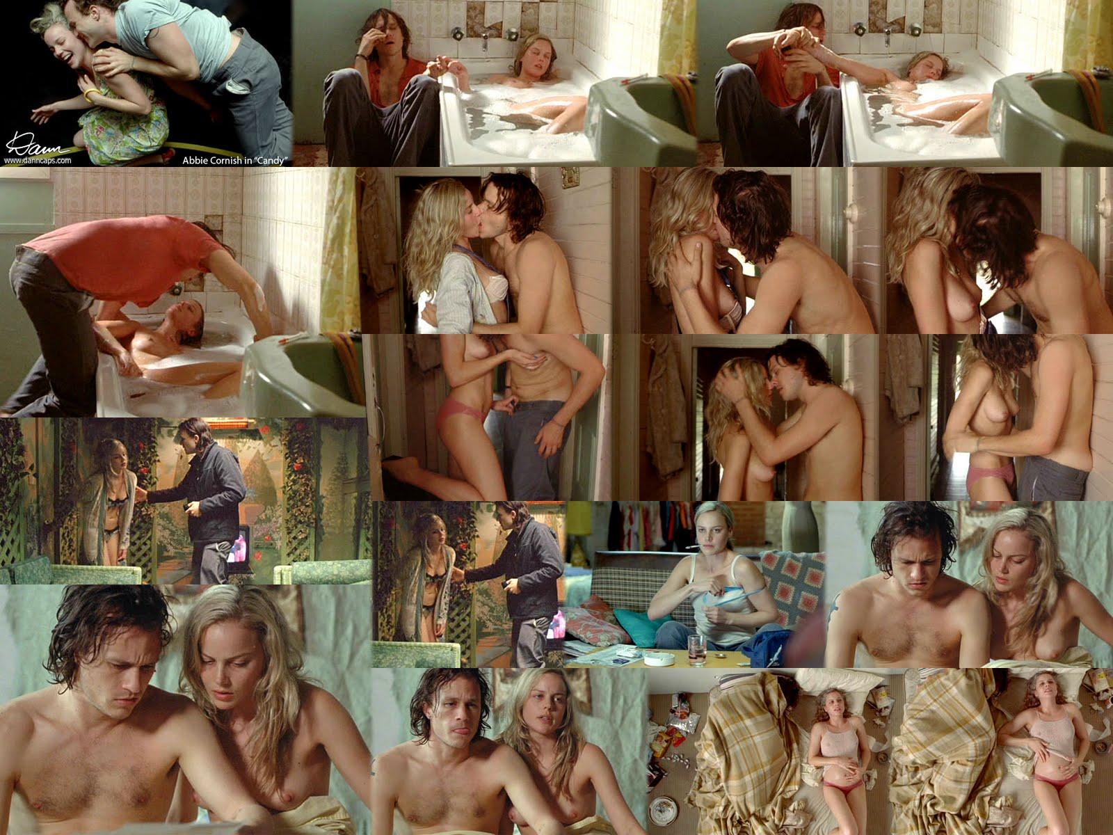 Scenes nude abbie cornish