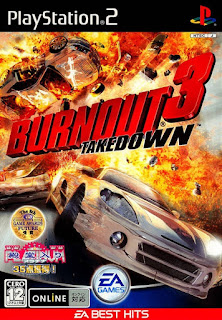Download Burnout 3: Takedown PS2 ISO