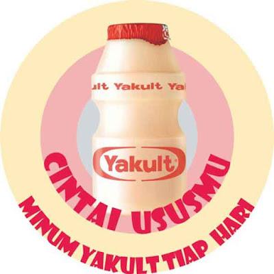 contoh iklan produk minuman yakult