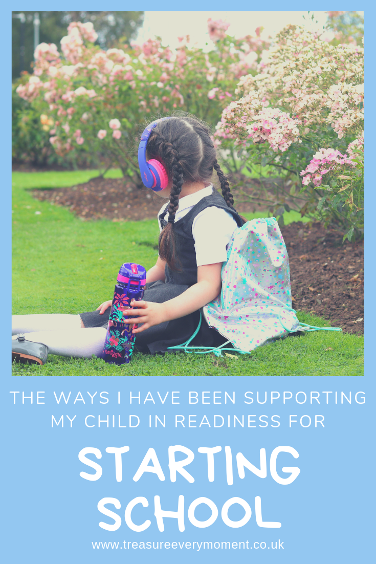 CHILDREN: The Ways I Have Been Supporting Isabella in Readiness for Starting School