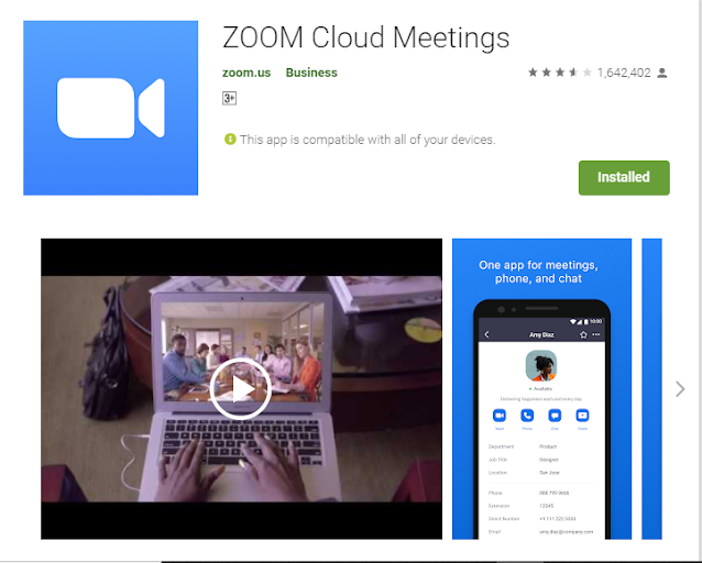 WhatS Is Zoom Application