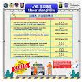 Gratis Waktu Uji Emisi 18-22 Januari 2021 Mobil Atau Sepeda Motor