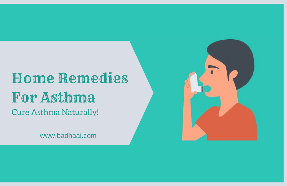 How To Cure Asthma Naturally Permanently