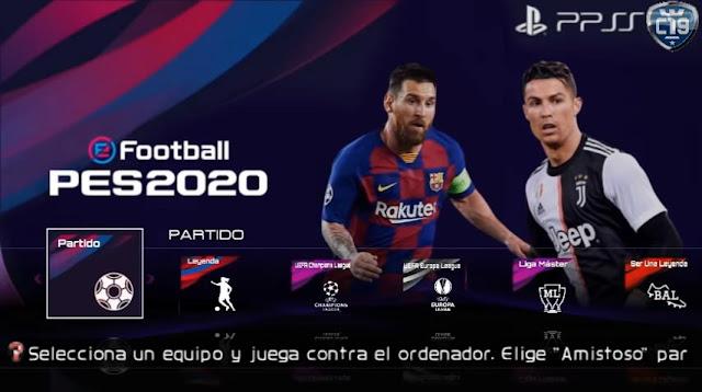 Chelito19 OFFICIAL V3 Season 2019-2020 PES 2020 PPSSPP