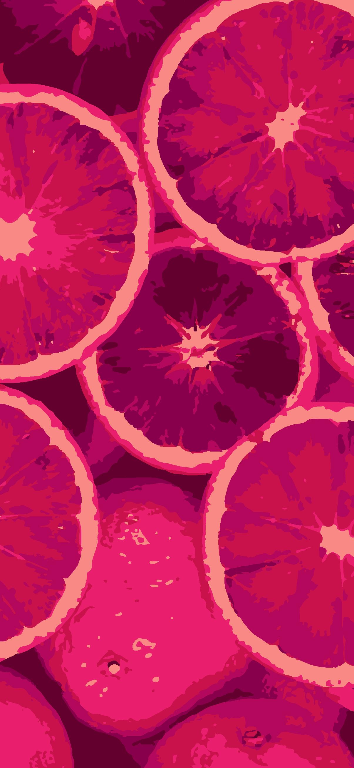 oranges aesthetic