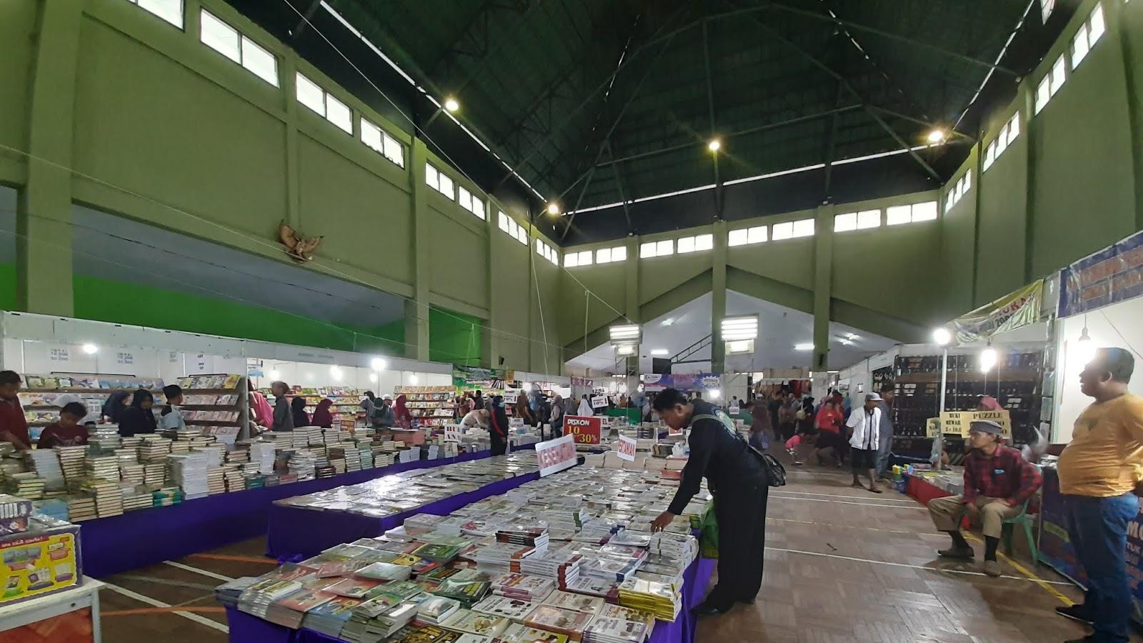 bazar buku murah pemalang