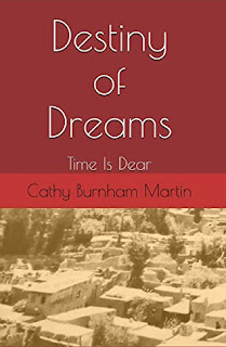 ARC Review: Destiny of Dreams by Cathy Burnham Martin