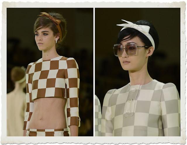 foulard in testa Louis Vuitton