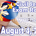 Top 10 Passers - Civil Service Exam Result August 4, 2019
