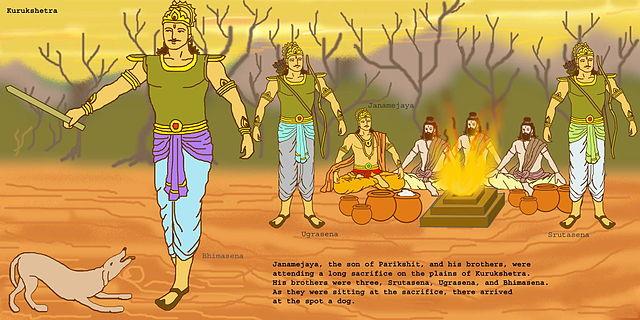Chapter 02: King Janamejaya's Curse