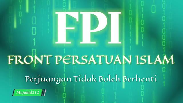 FPI Resmi Jadi Front Persatuan Islam, Berikut Tokoh yang Dikabarkan Hadir Saat Deklarasi