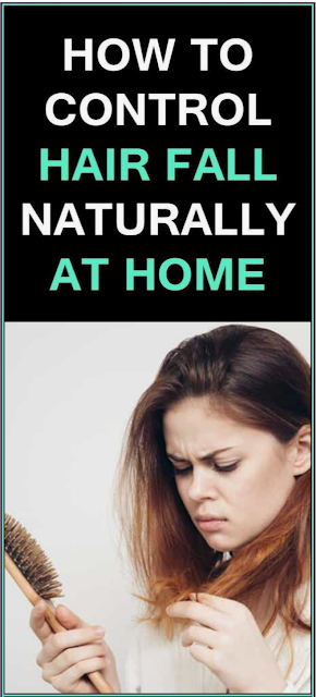 How to Control Hair fall & Stop Hair loss at Home – Home Remedies for Hair Loss