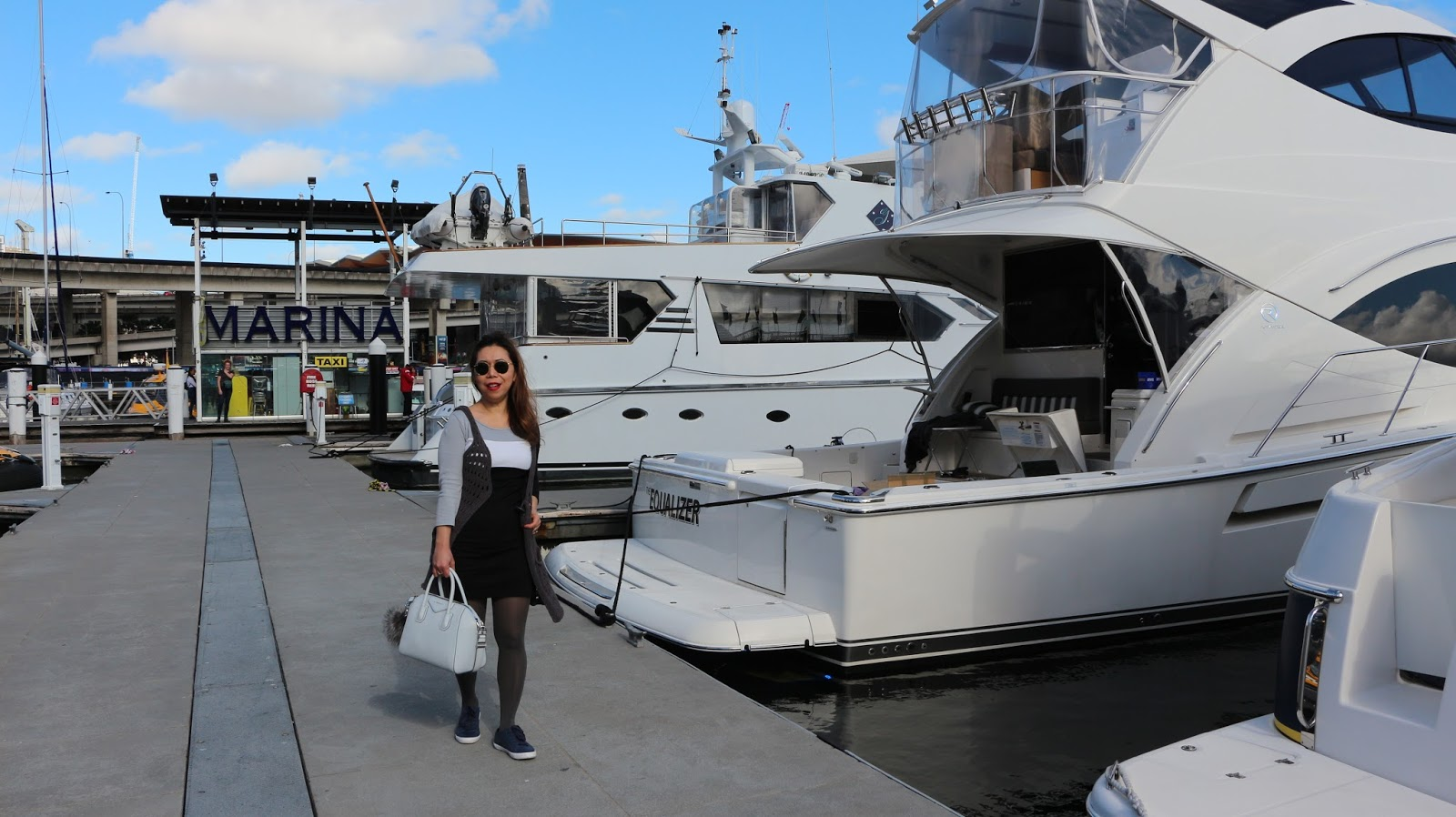 What to wear in the marina blog
