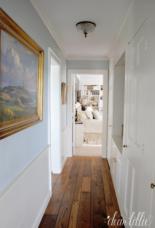 Dear lillie bluestone hill bedroom hallway Hallway to master bedroom