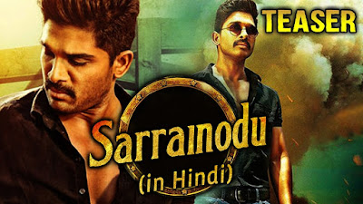 Sarrainodu Hindi Dubbed Movie Sarrainodu Hindi Movie Sarrainodu Hindi Dubbed Full Movie Sarrainodu Hindi Dubbed Trailer Allu Arjun Movies In Hindi