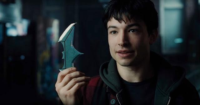 Ezra Miller será Flash en La Liga de la Justicia