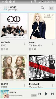 Download Aplikasi jetAudio Music Player
