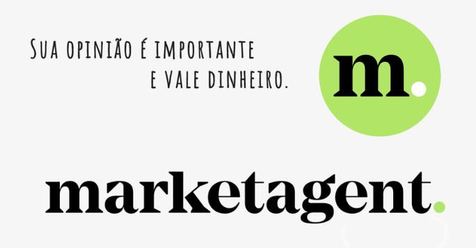 MarketAgent header