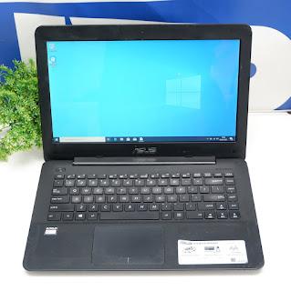 Jual Laptop Bekas Asus X454W