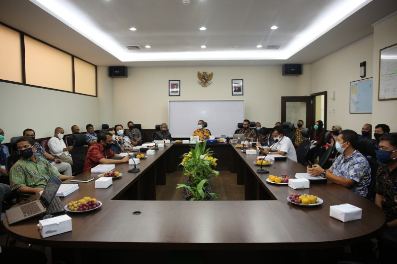 Pelaksanaan Pembangunan Taxiway dan Apron Logistik Bandara Hang Nadim Dimulai