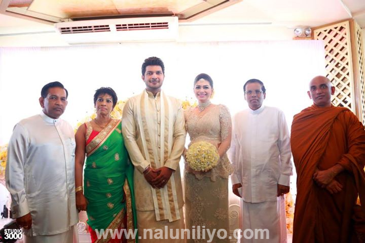 Hirunika Wedding Photos