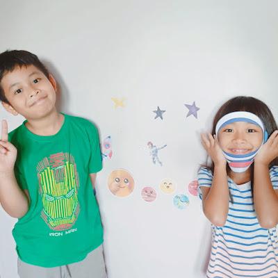 ide aktivitas seru bersama anak selama pandemi