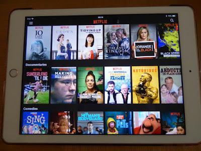 Through The Keyhole: Netflix