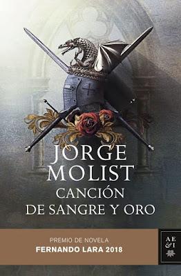 Canción de sangre y oro - Jorge Molist (2018)