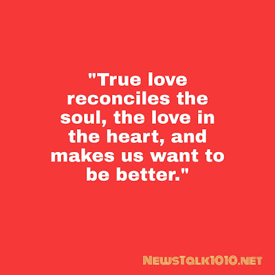 Encouraging quotes on love