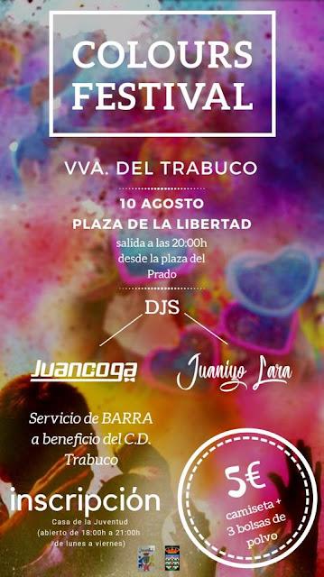 Colours Festival Villanueva del Trabuco