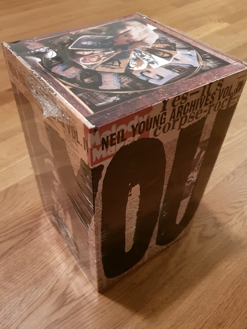 Neil Young Archives Vol. II (1972-1976) Boxset