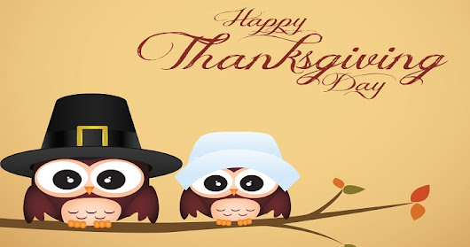 Happy Thanksgiving 2017 Wishes for Friends & Everyone
