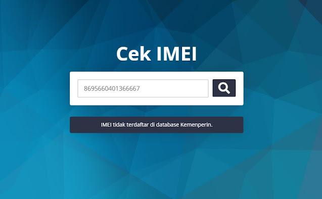 Solusi Unblock IMEI iPhone dan Android Luar Negeri Yang Terblokir via Server