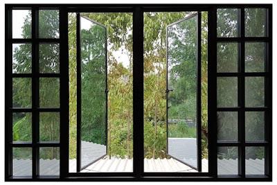 desain jendela