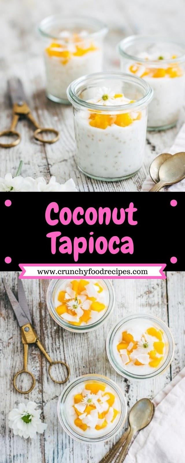 Coconut Tapioca
