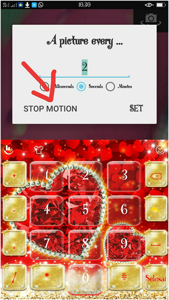 Cara bikin stop motion di hp Android