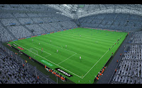 France Ligue 1 Stadiums In GDB v2016 For PES 2013