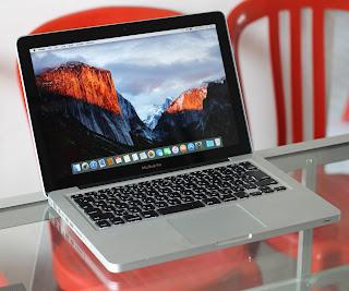 Jual MacBook Pro ( 13-Inch, Core i5, Late 2011 )