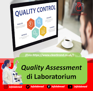 Quality Assessment di Laboratorium